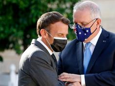 'Difficult time' for Australia's relationship with France