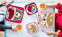 15 kids plates and bowls to make mealtimes easy
