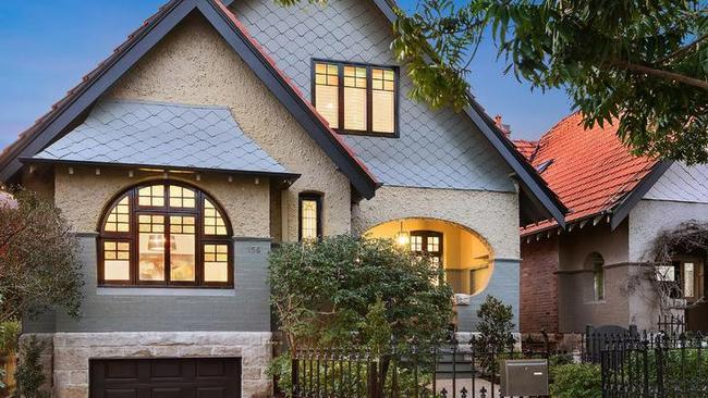 Brooke and Leith Testoni have bought in Mosman.