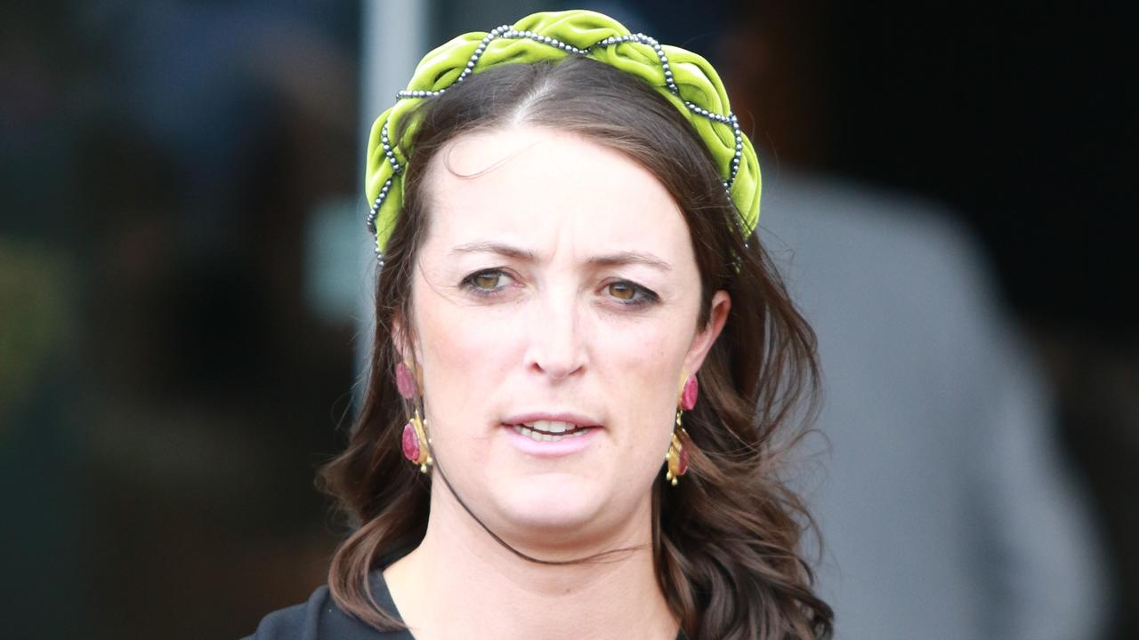 Trainer Annabel Neasham is plotting a path to the Golden Eagle with exciting four-year-old Equation. Picture: Grant Guy