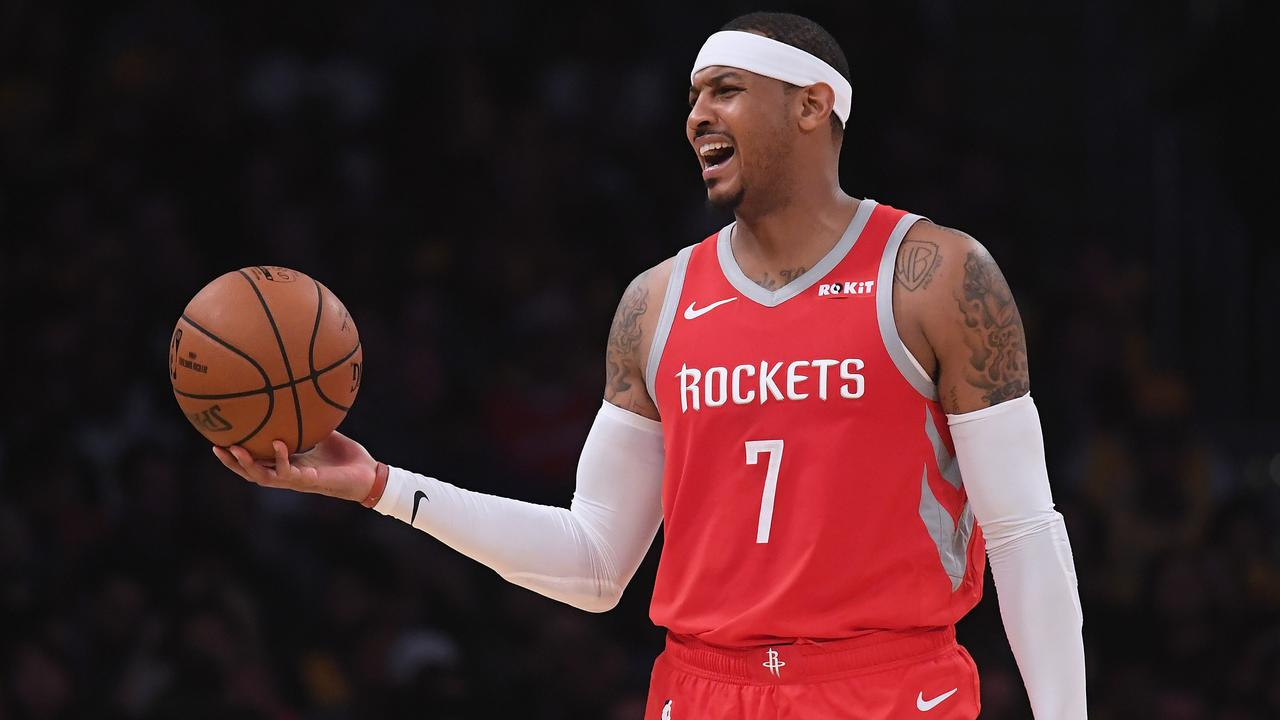 NBA Rumour Mill: Carmelo Anthony to the Nets 'has legs' but isn't likely, Chris Paul and Miami Heat still have mutual interest