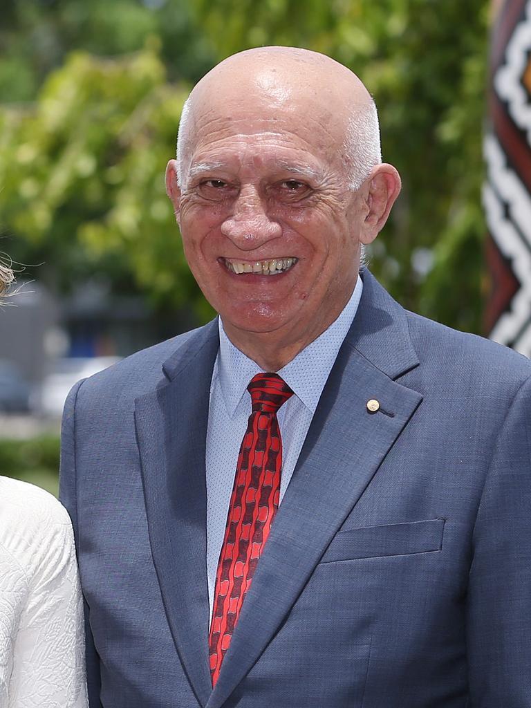Cairns Mayor Bob Manning. Picture: Brendan Radke