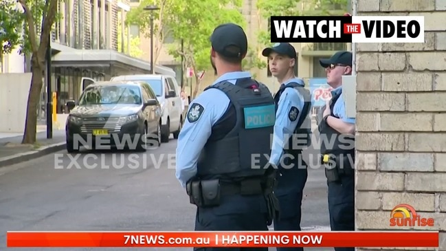 AFP raid properties across Sydney targeting construction union CFMEU (Sunrise)