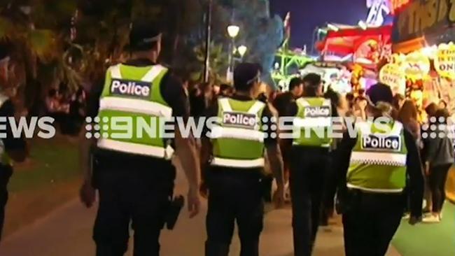 Violence spoils Melbourne's Moomba festival again