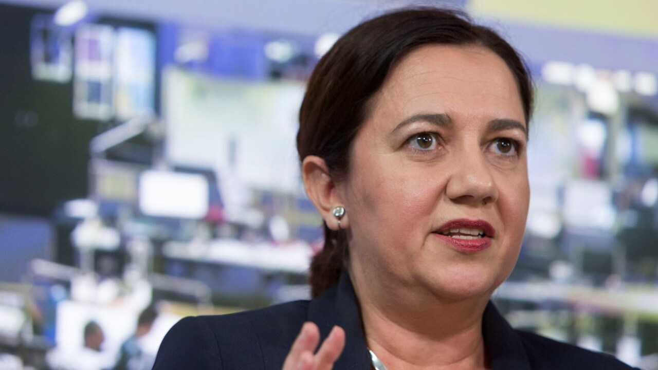 Palaszczuk has 'flattened the curve, now she wants to flatten the economy'
