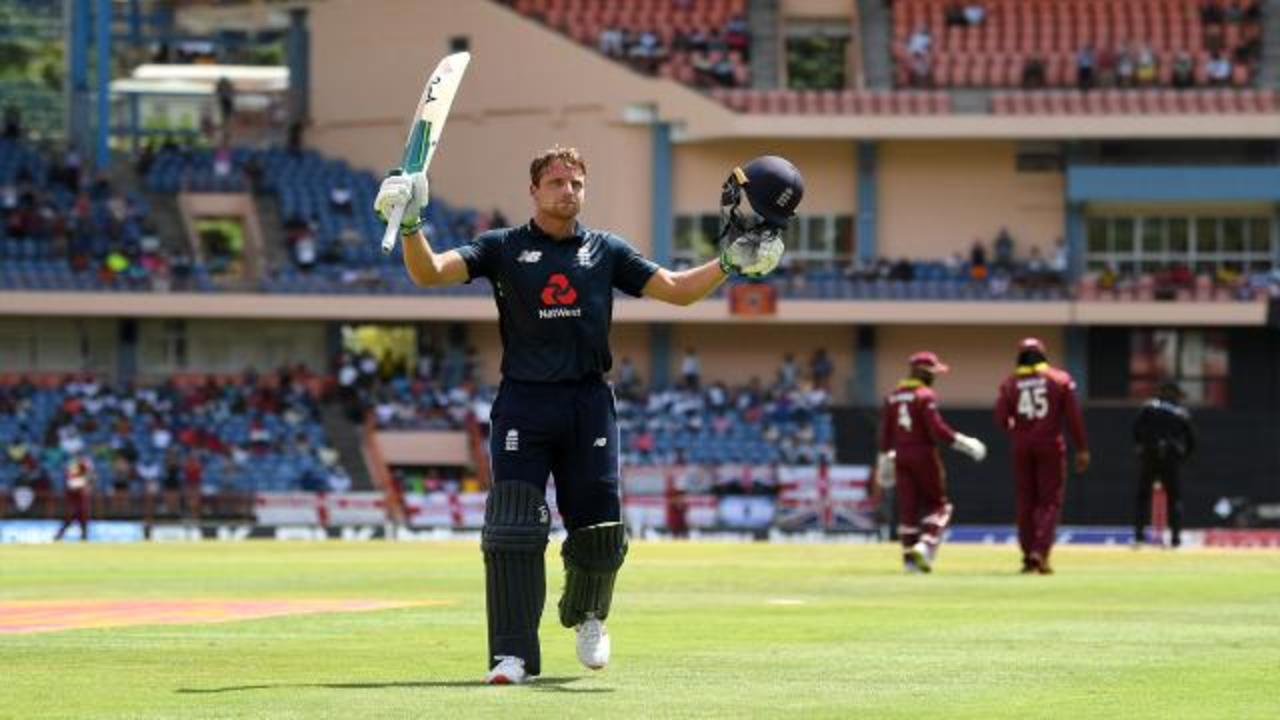 England down WI in sixfest
