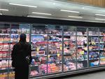 Supplied  Woolworths Metro Green Square Sydney has lost its deli. Picture:  Benedict Brook/news.com.au