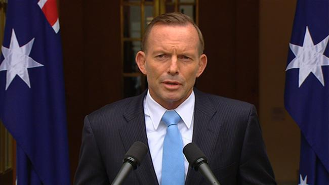 Abbott: We are back at work for Australian people