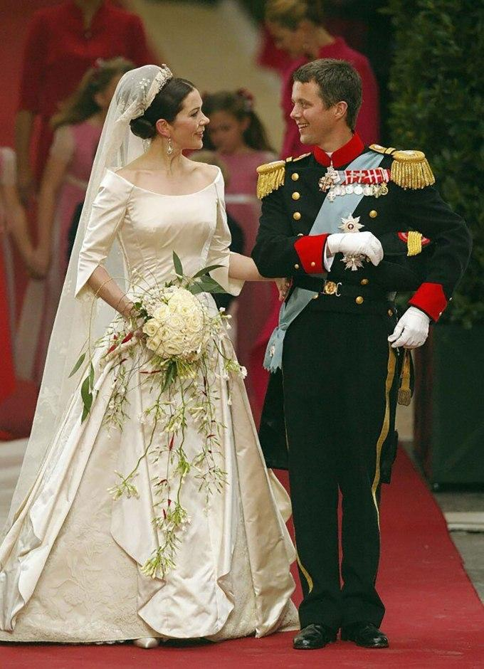 By royal decree: royal brides and their wedding dresses - Vogue ...