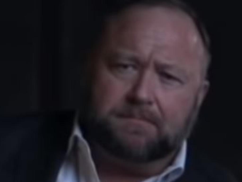 Mr Jones said he wished he'd never met Donald Trump or Roger Stone.