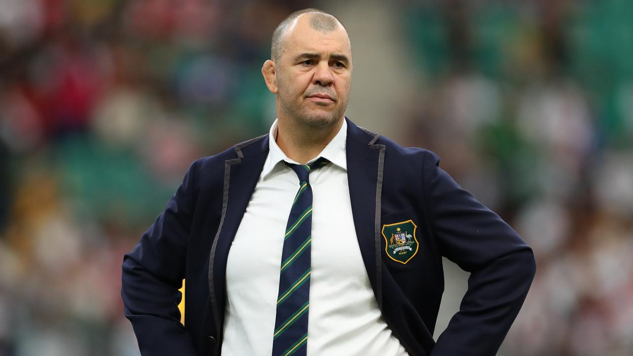 Michael Cheika lifts the lid on dysfunctional Rugby Australia
