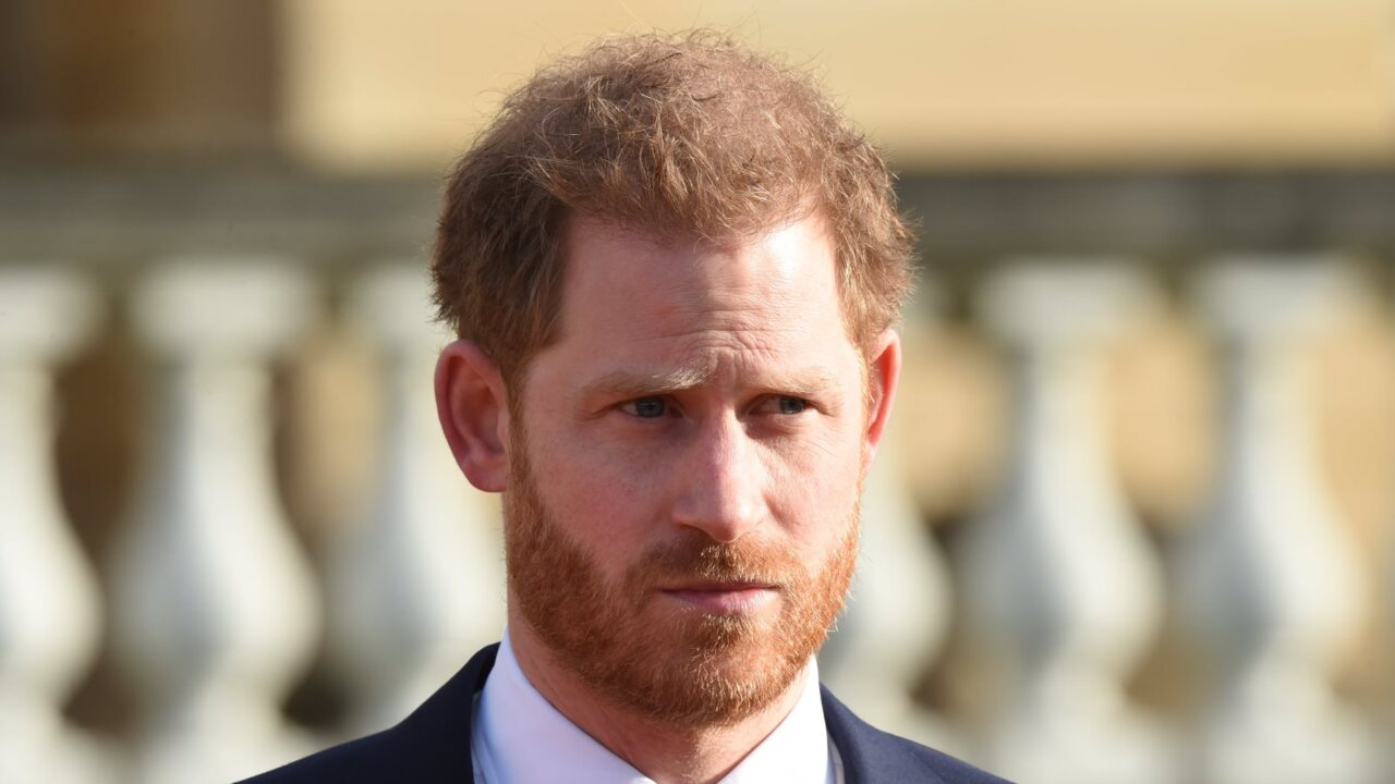 Prince Harry says he had 'no other option' but to leave royal role