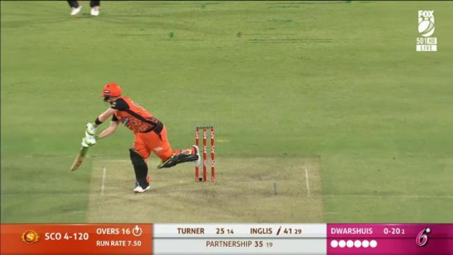 Most OUTRAGEOUS shot of BBL