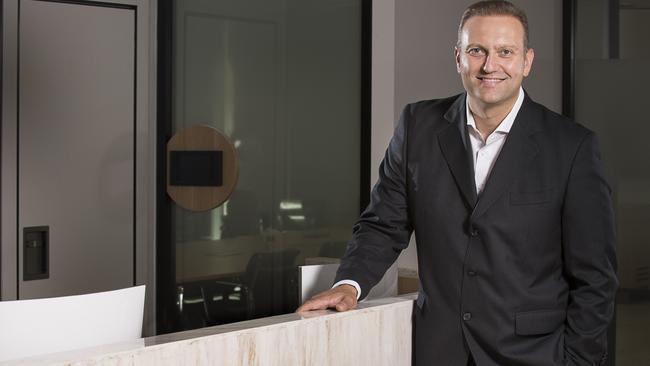 Robbert Rietbroek, CEO of PepsiCo Australia and New Zealand.