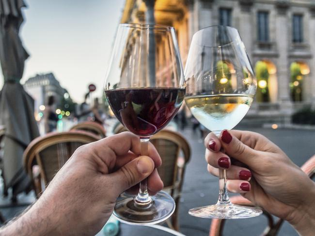 IT IS LEGAL TO DRINK IN THE STREETS Enjoying a glass of wine in the piazza is perfectly acceptable in Italy. Although getting wasted and showing obvious signs of drunkenness isn't, so maintain composure.