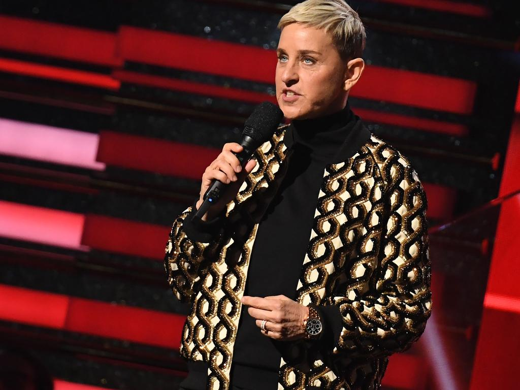 But current employees are reportedly already seeing a positive difference on set of Ellen's show. Picture: Robyn Beck/AFP