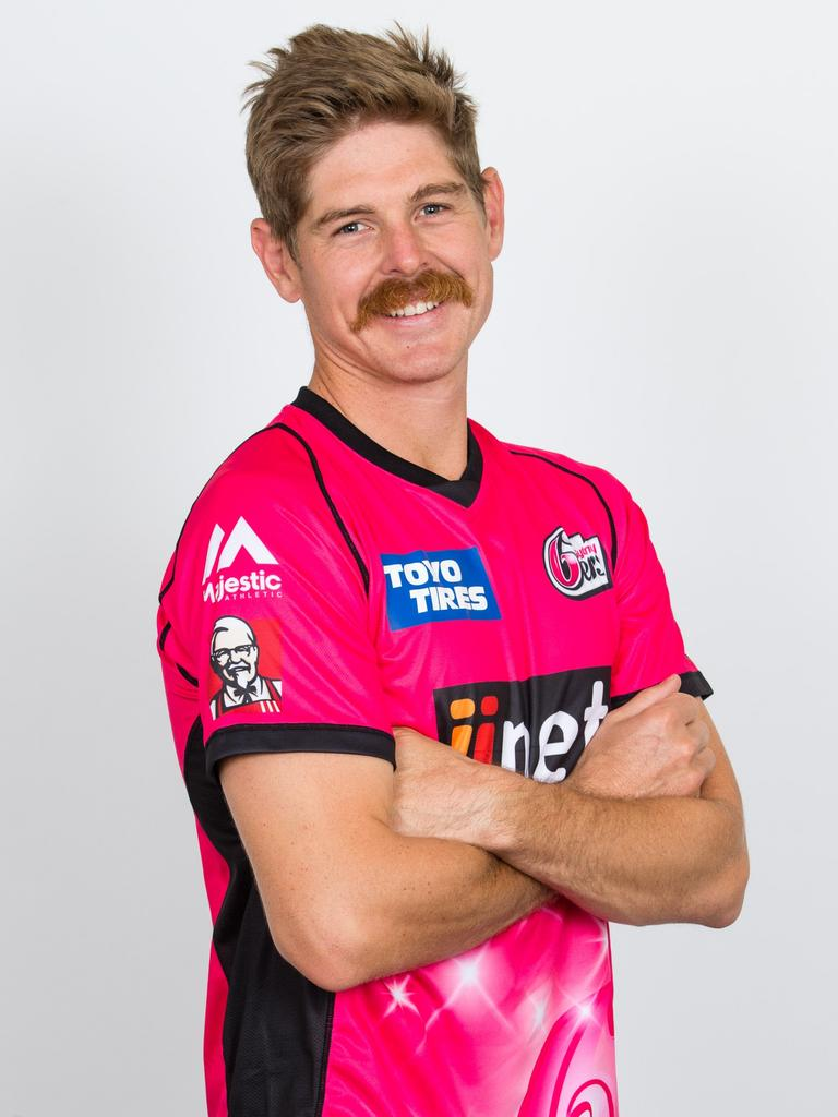 Sydney Sixers BBL Headshots Session