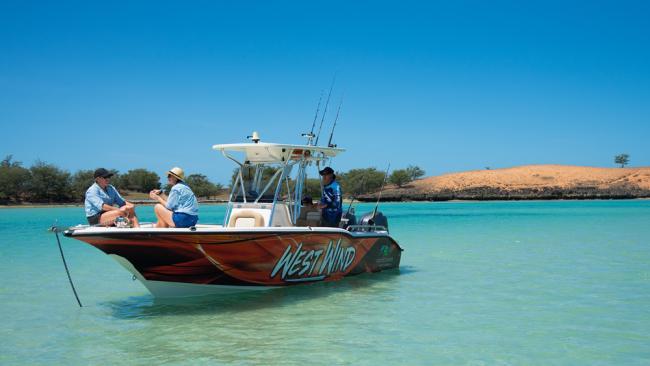 Groote Eylandt Lodge Fishing Boat_Credit Groote Eylandt Lodge (1)