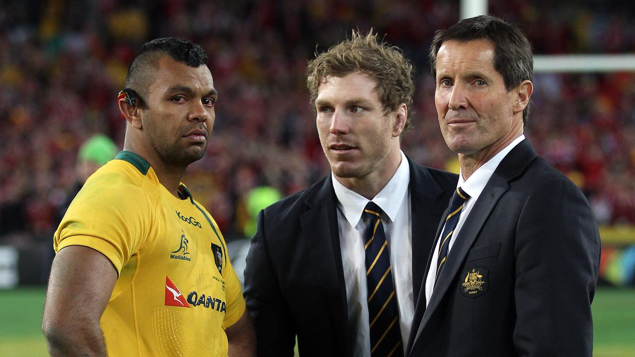 Robbie Deans the Wallabies have a vibrant young group.