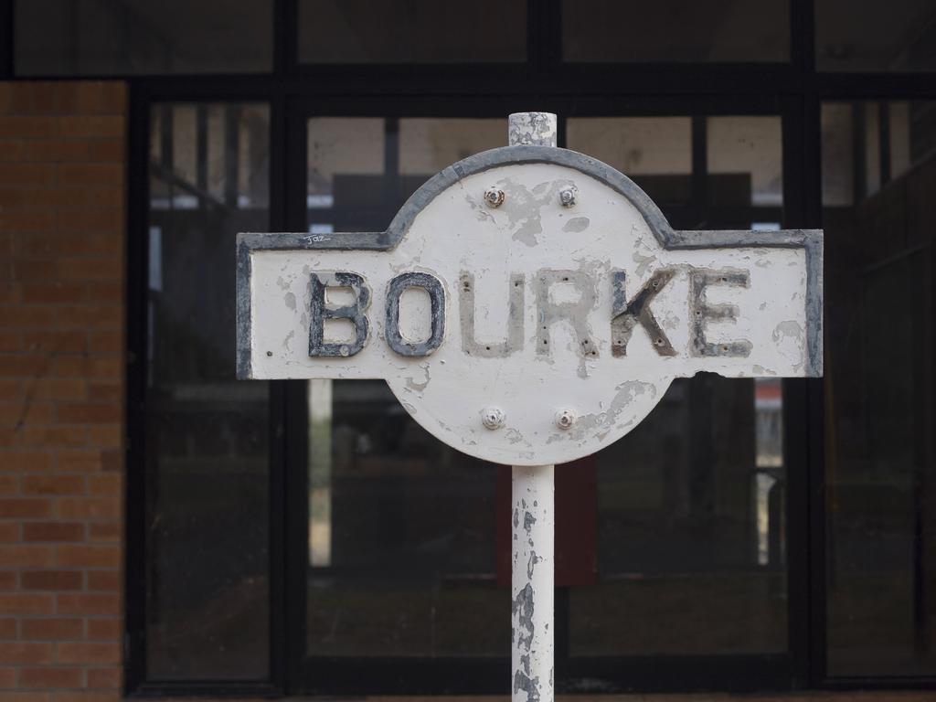 The country town of Bourke in northwestern NSW is coronavirus-free.
