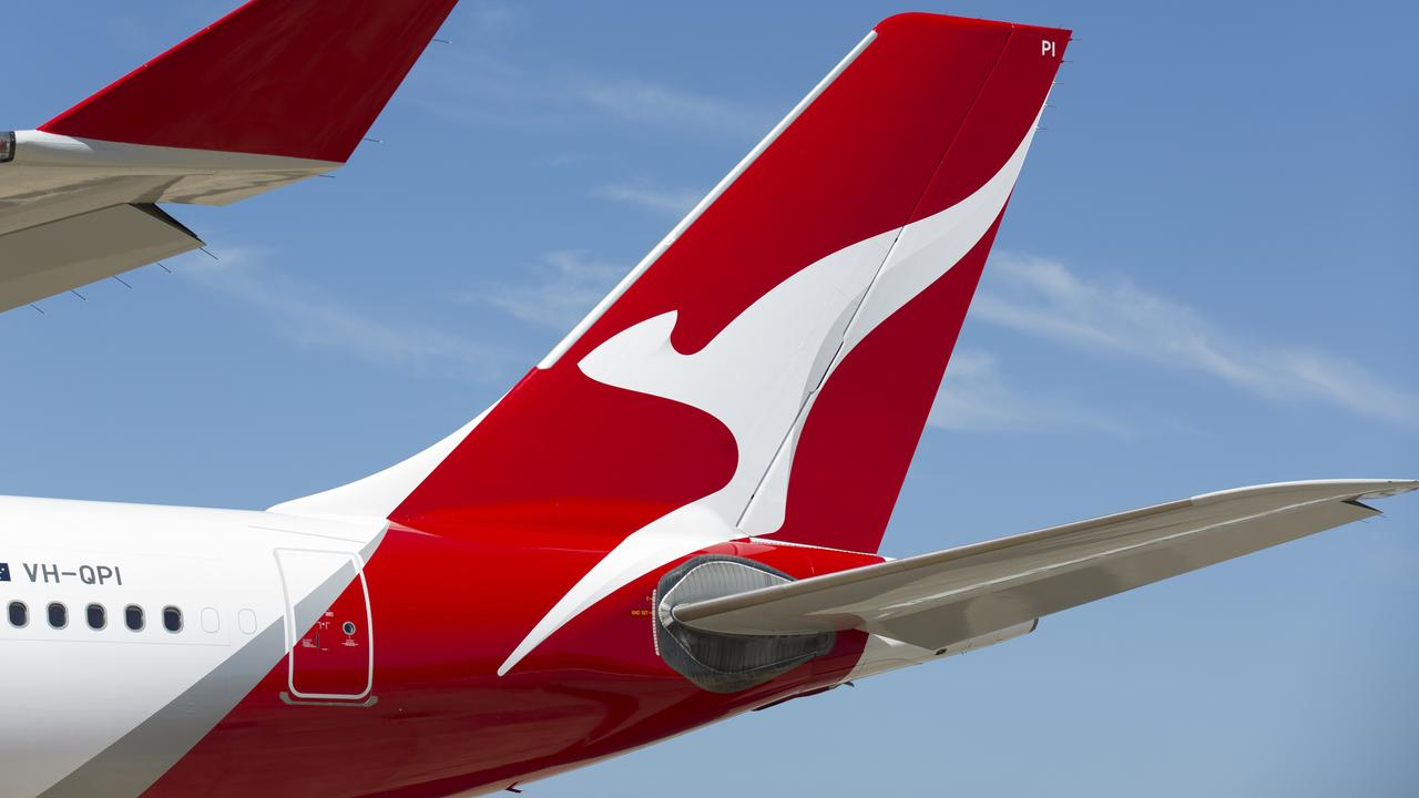 Qantas nearly exposes its highly-guarded Chairman's Lounge.