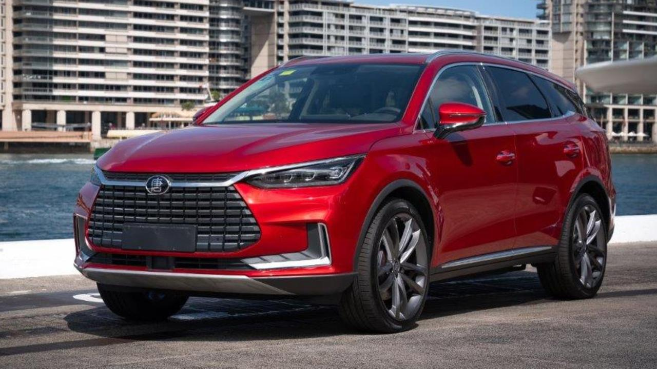 BYD plans to sell vehicles in Australia by 2022.
