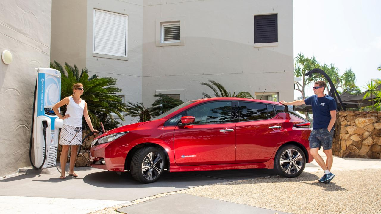 Electric car owners don't pay road taxes on energy used to power vehicles.
