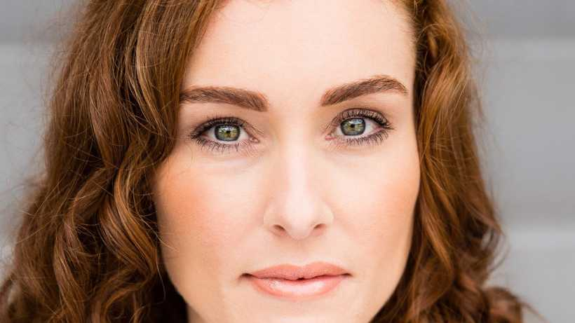 Wicked's Jemma Rix has released her debut solo album. Picture: Kate Williams