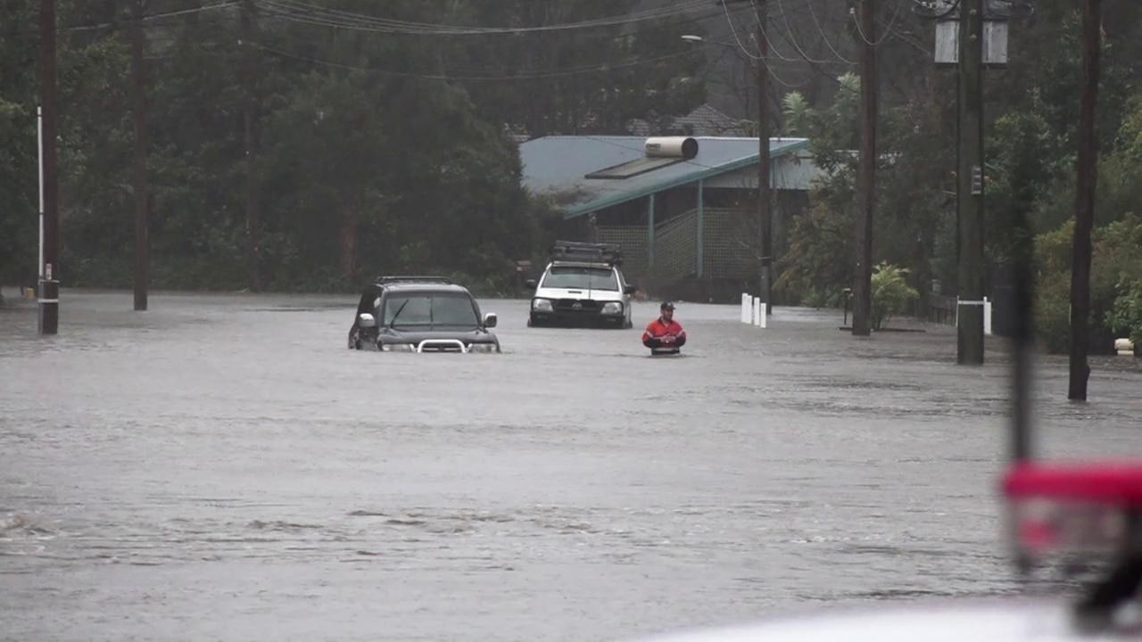 Woman's body found in Victoria floods