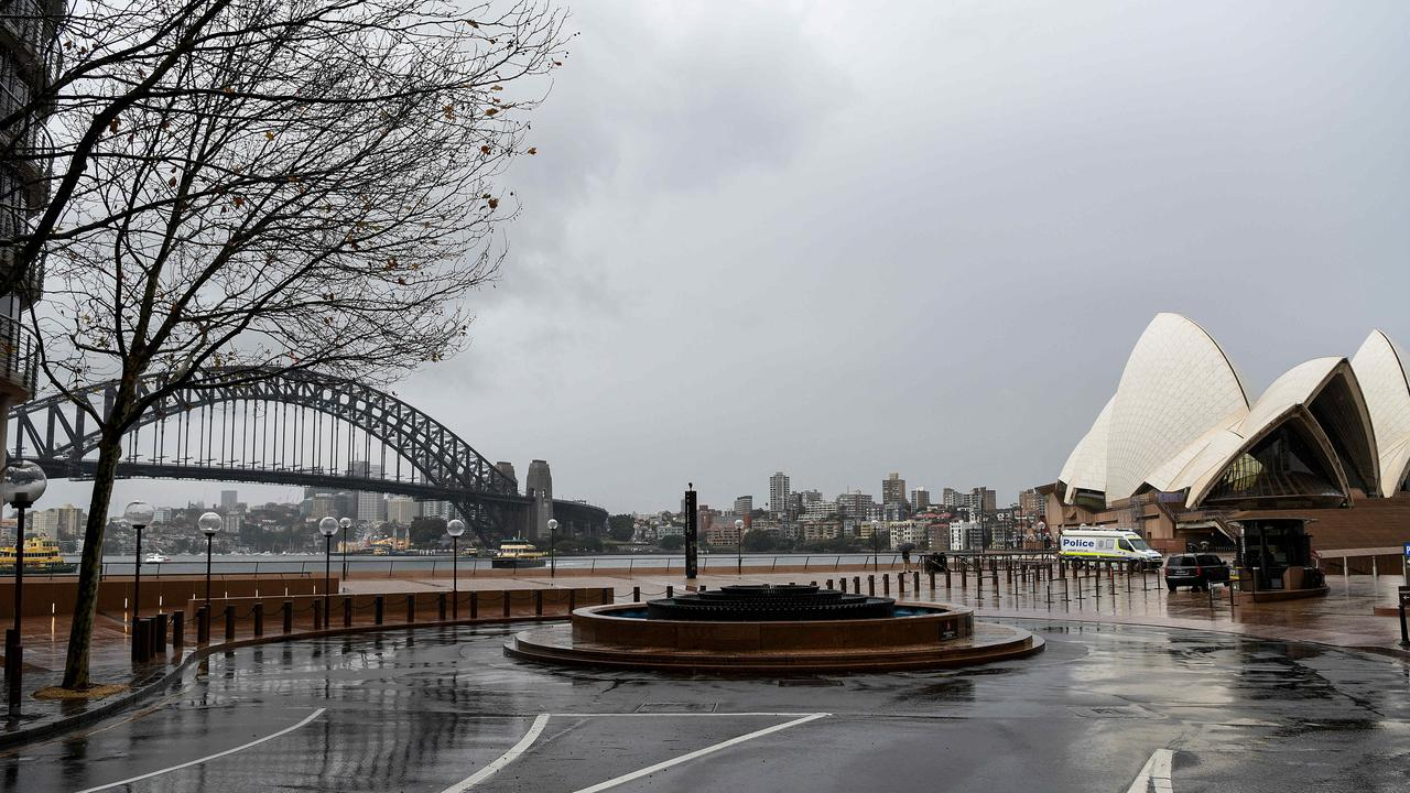 Greater Sydney is in lockdown until at least July 16, with fears it will extend for weeks. Picture: NCA NewsWire/Bianca De Marchi