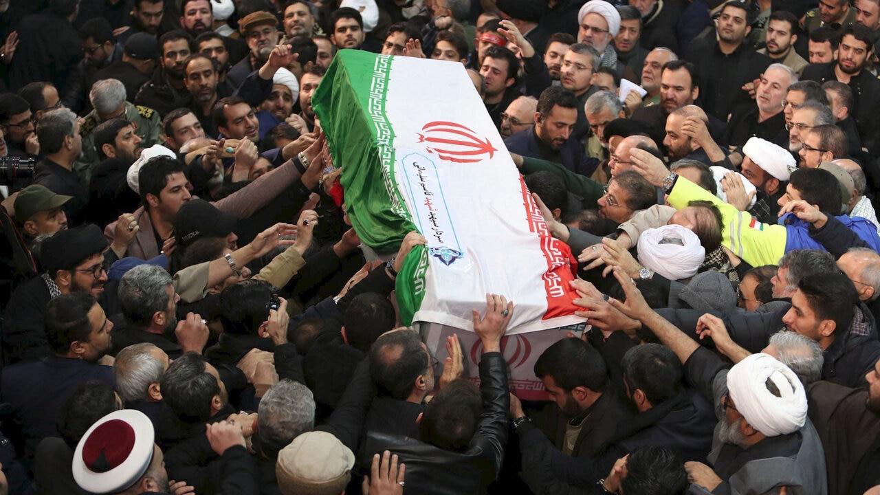 Soleimani's Death Unites Iranians, Inflames Anti-U.S. Mood