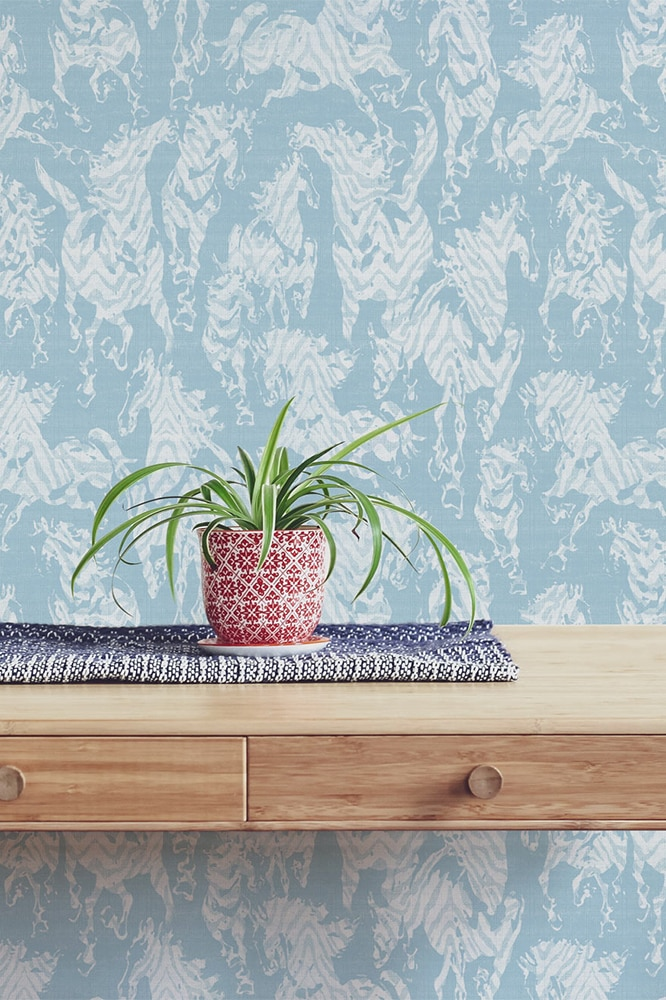 Removable wallpaper is officially a thing — here's what to know
