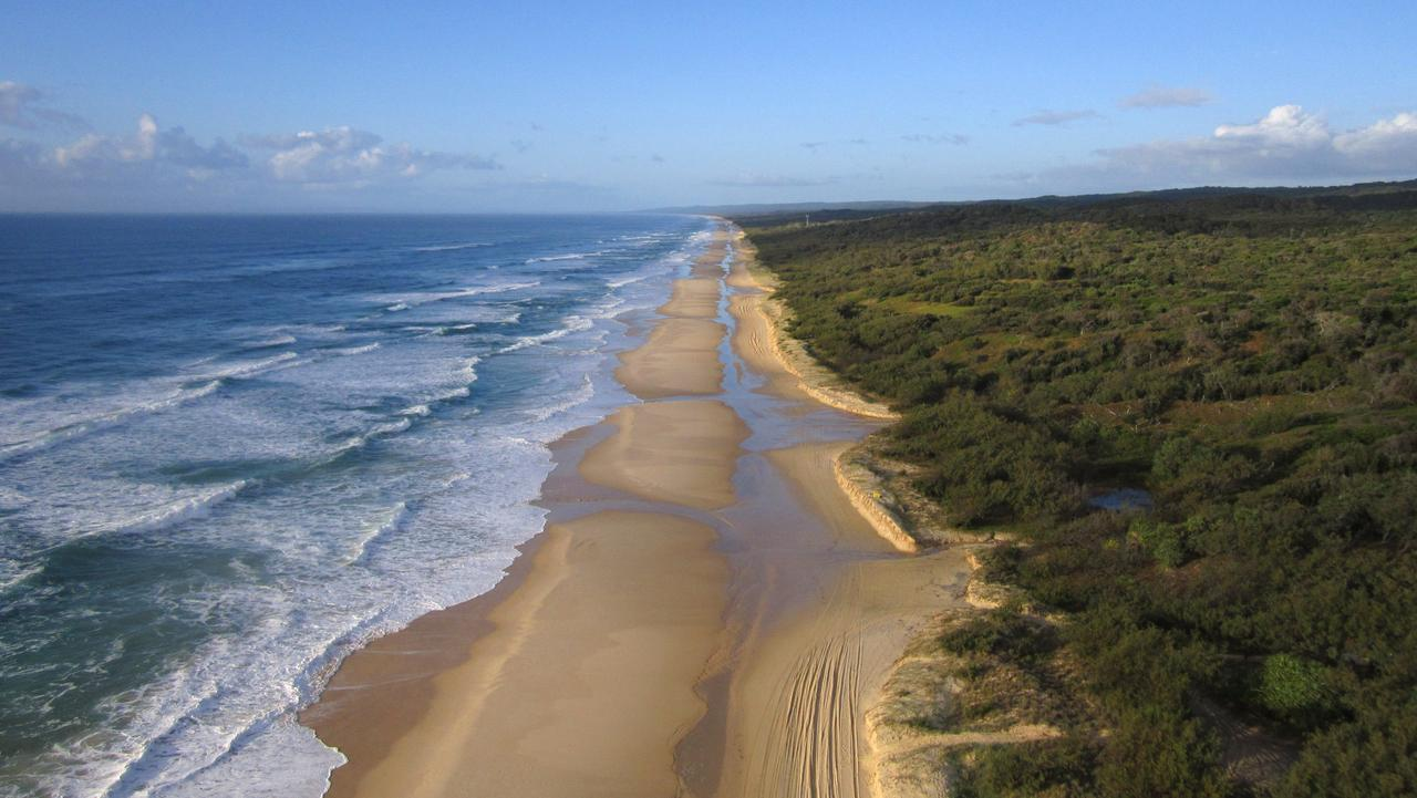 The famous Seventy Five Mile Beach has seen plenty of fishing action.