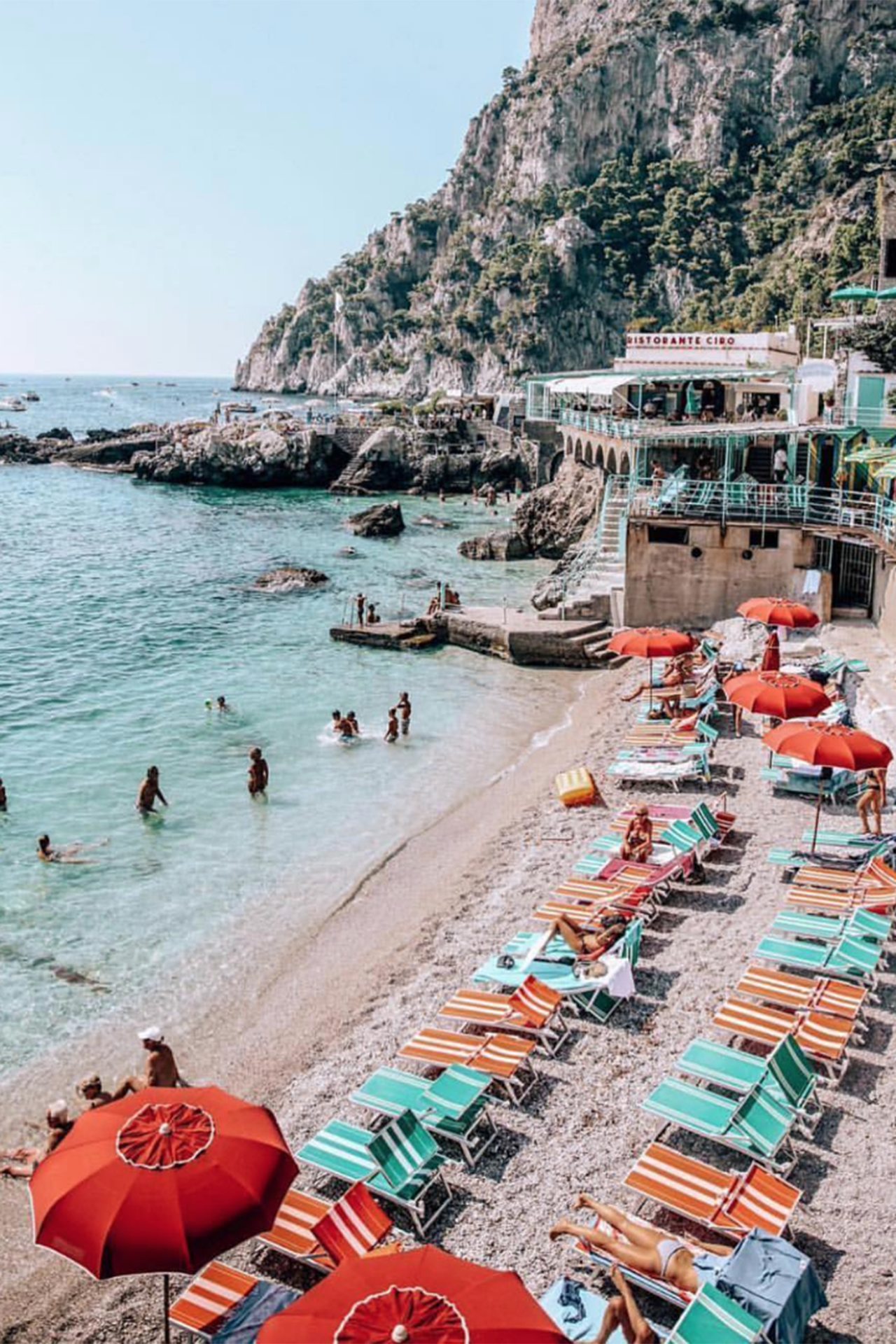 18 beautiful seaside towns in Italy