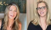 Jen Aniston and Lisa Kudrow's favourite Friends moments