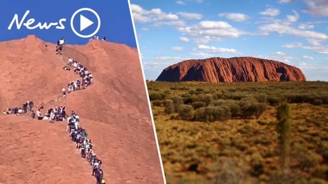 Uluru climbing ban now in place