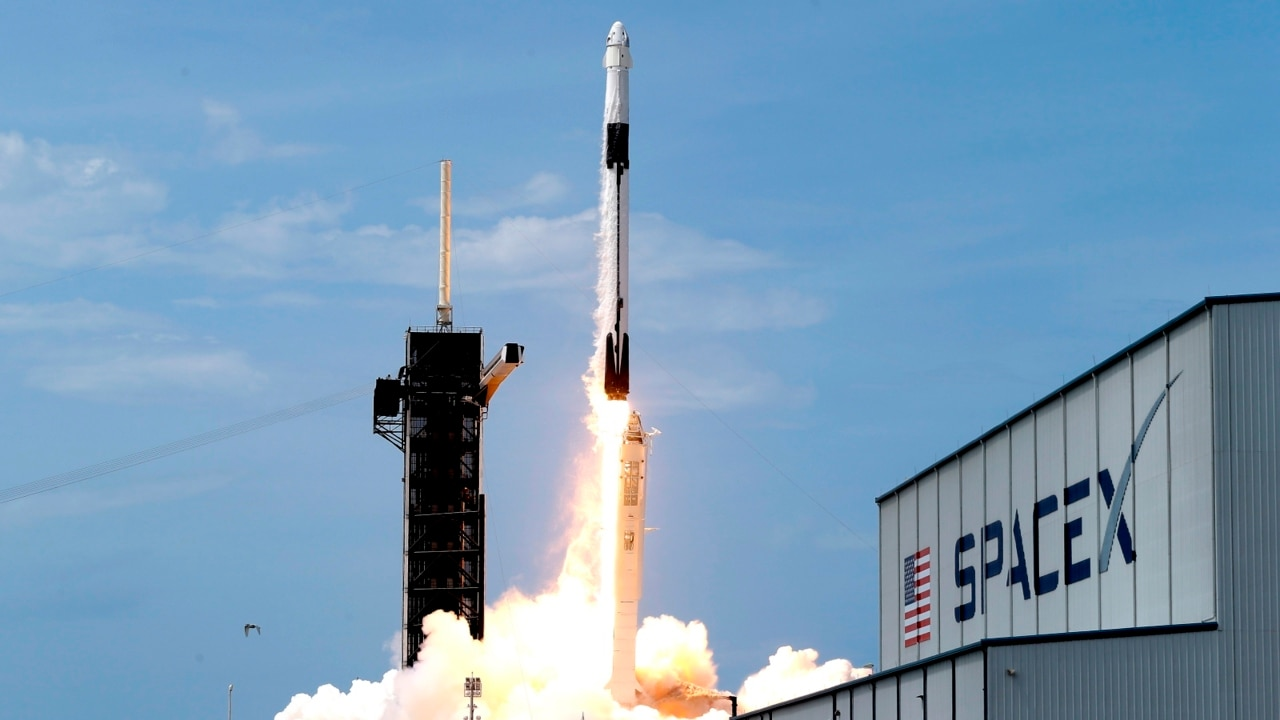 SpaceX rocket makes history after successful launch