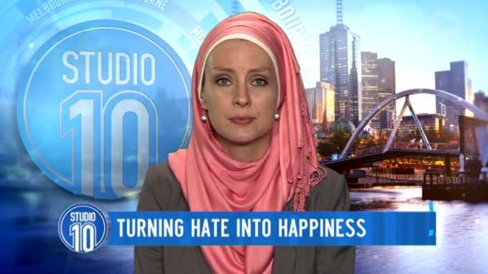 Susan Carland talks about ISIS on Studio 10