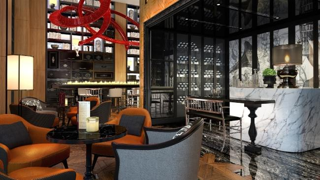 1/9 Sofitel Adelaide A new arrival in Radelaide, this five-star bolthole offers 251 bougie rooms and striking lobby art (especially the red chandelier inspired by the region's wine culture). There are views across to the hills and coast and because it's Sofitel, a subtle French accent pervades. Most notably at the Garcon Bleu restaurant and bar where Gallic technique meets local produce. Open from November 4. C'est magnifique.