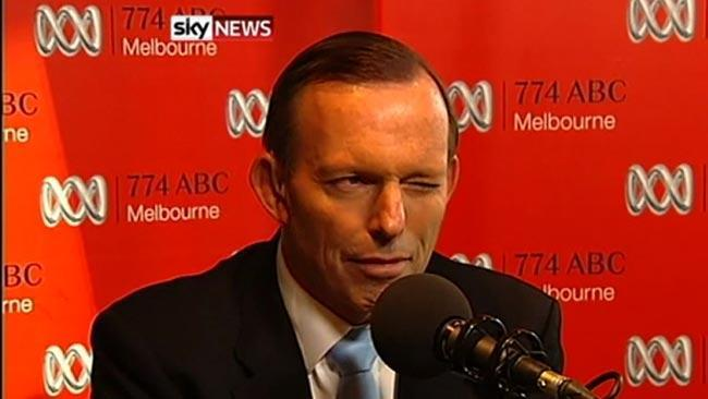 VIDEO: PM's cheeky wink