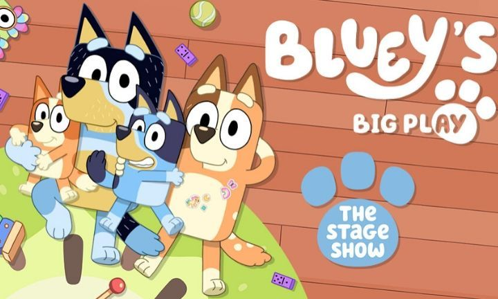 All the info you need for the 'Bluey's Big Play' pre-sale