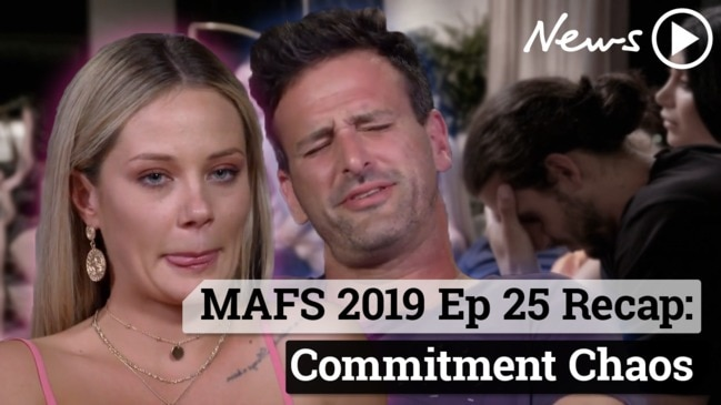 MAFS 2019 Episode 25 Recap: Commitment Chaos