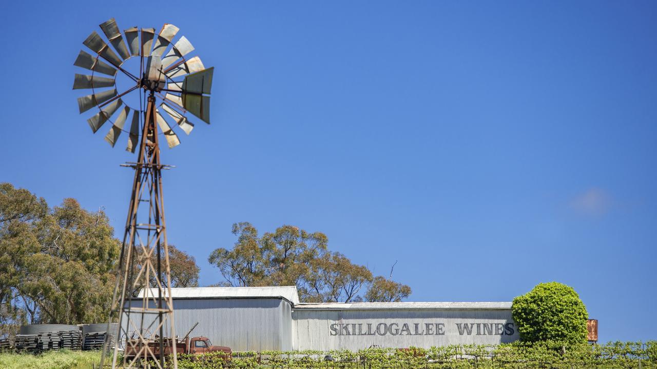 Skillogalee, Trevarrick Road, Sevenhill. Pics: JOHN BOWDEN