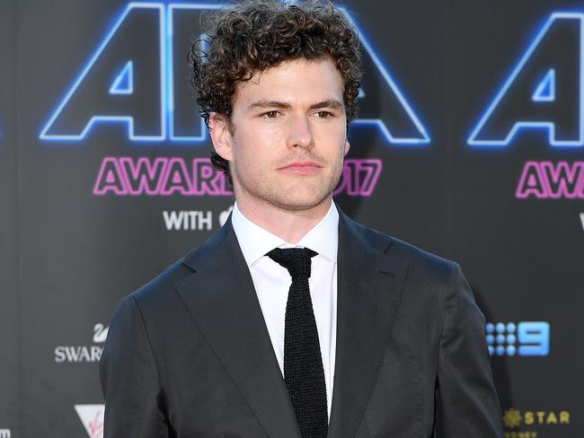 Vance Joy at last year's ARIAs. Will his new album blitz next year's event? Pic: AAP