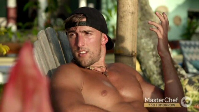 Bachelor in Paradise star has furious outburst (Channel 10)