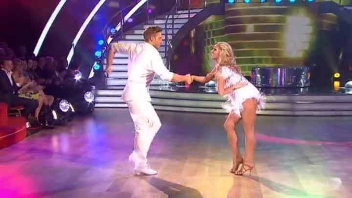 Olympic champion, Matt Mitcham on Dancing with the Stars