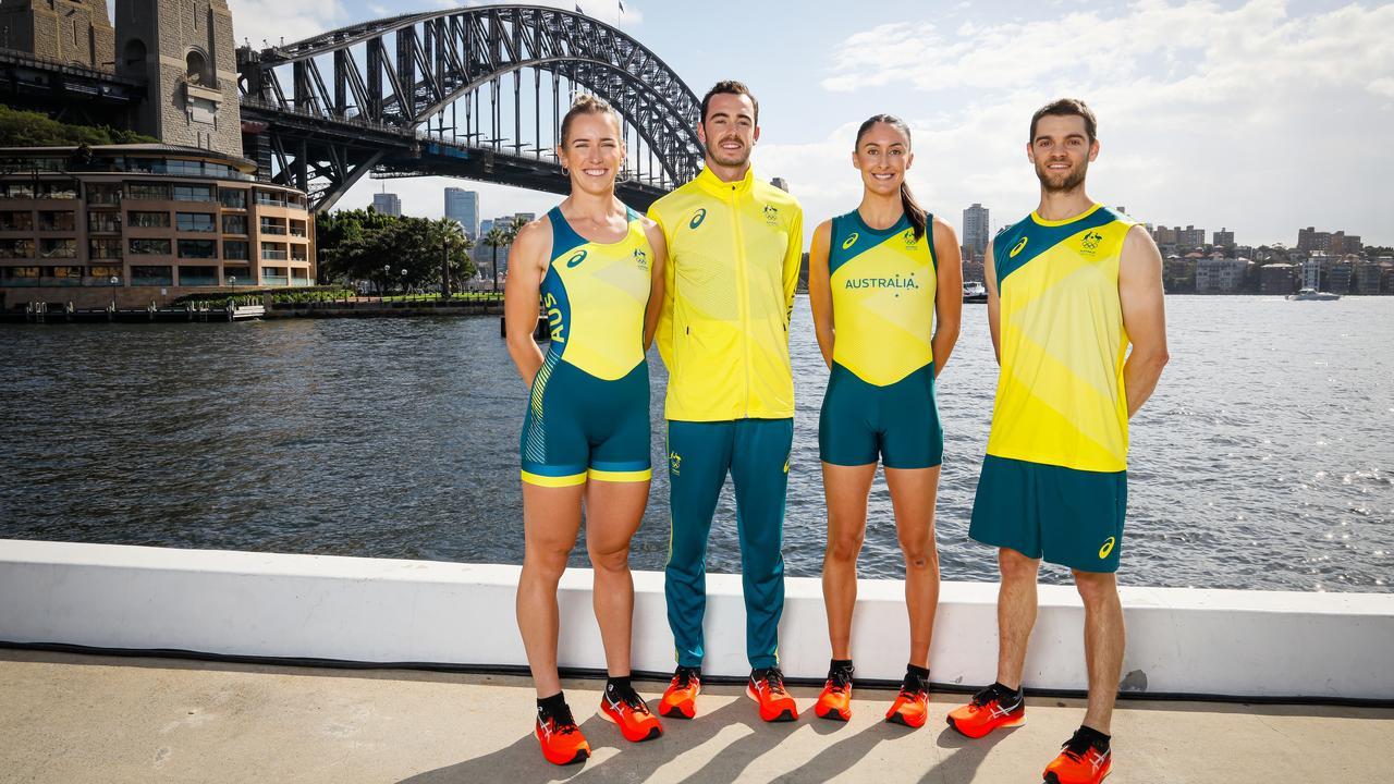 Australian Olympic Team Tokyo 2020 Uniform Unveiling