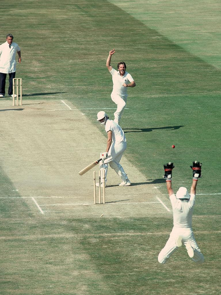 The 1981 series is remembered as 'Botham's Ashes'