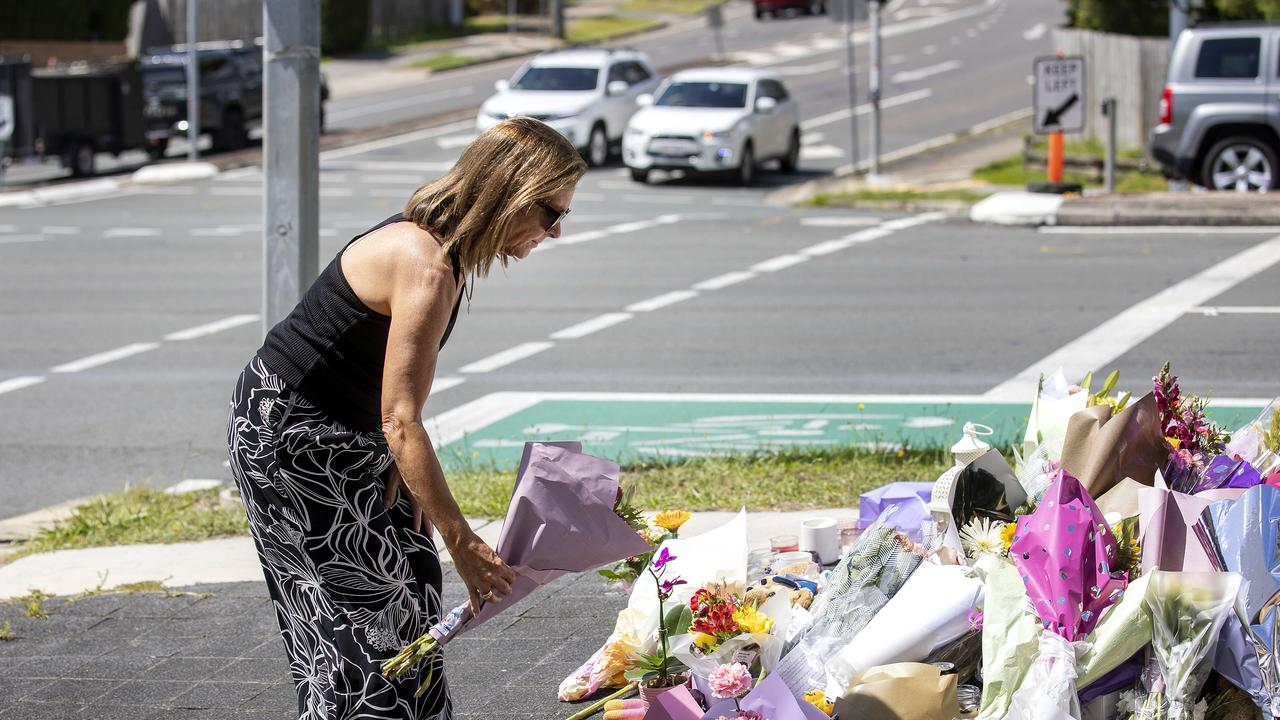 The incident has left the community heartbroken. Picture: NCA NewsWire/Sarah Marshall