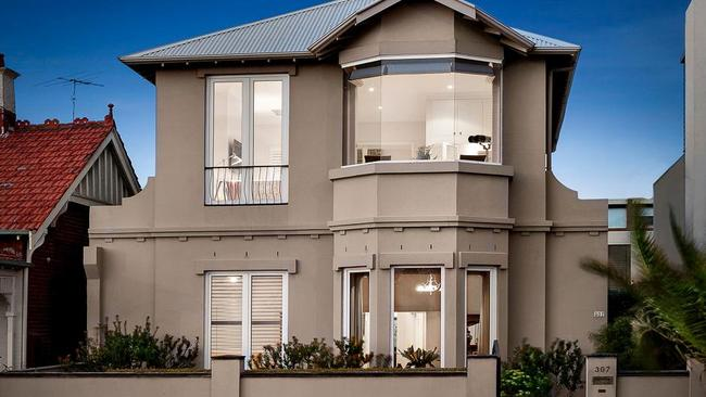 The underbidder of 307 Beaconsfield Pde, Middle Park, intended to knock the home down.